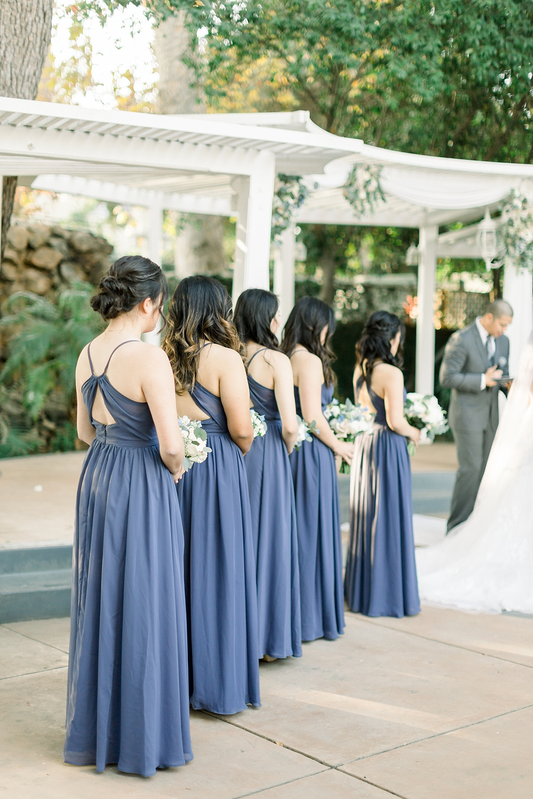 A Periwinkle Blue Inspired Wedding At Calamigos Equestrian In Burbank By Natural Light Photographer Madison Ellis. (25)