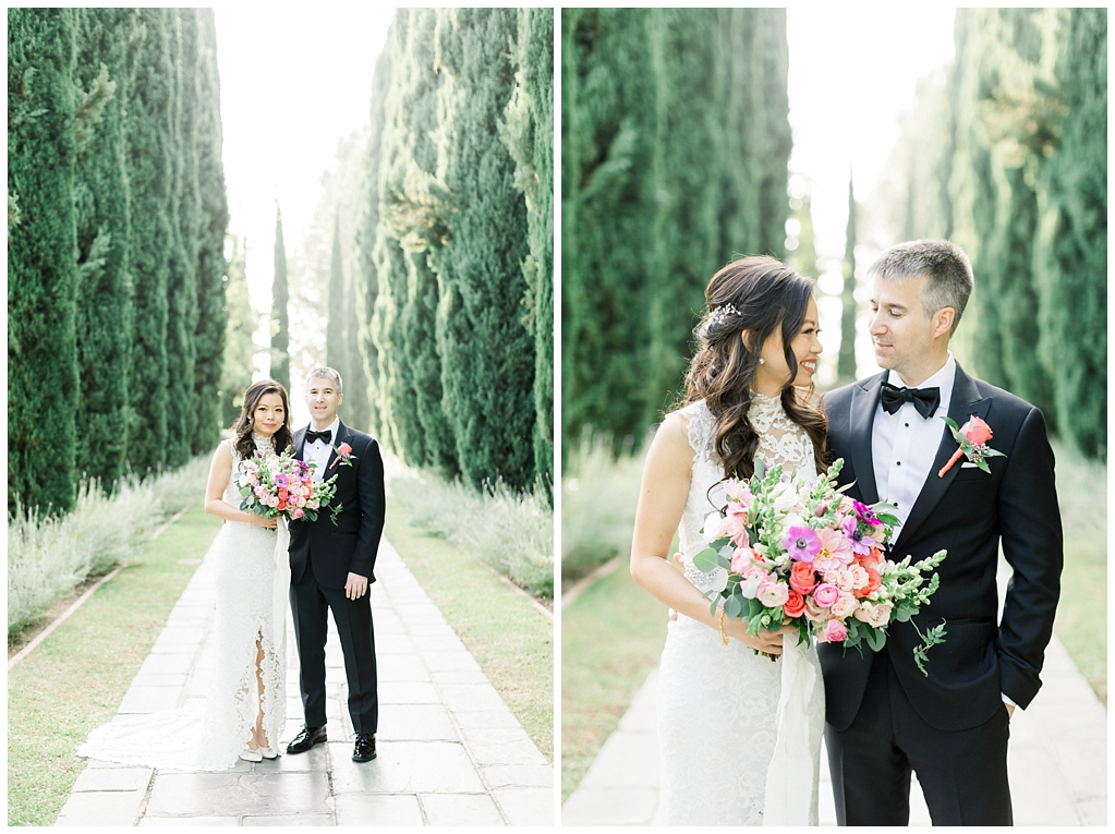 A Garden And European Inspired Greystone Mansion Beverly Hills Wedding by Madison Ellis Photography (97)