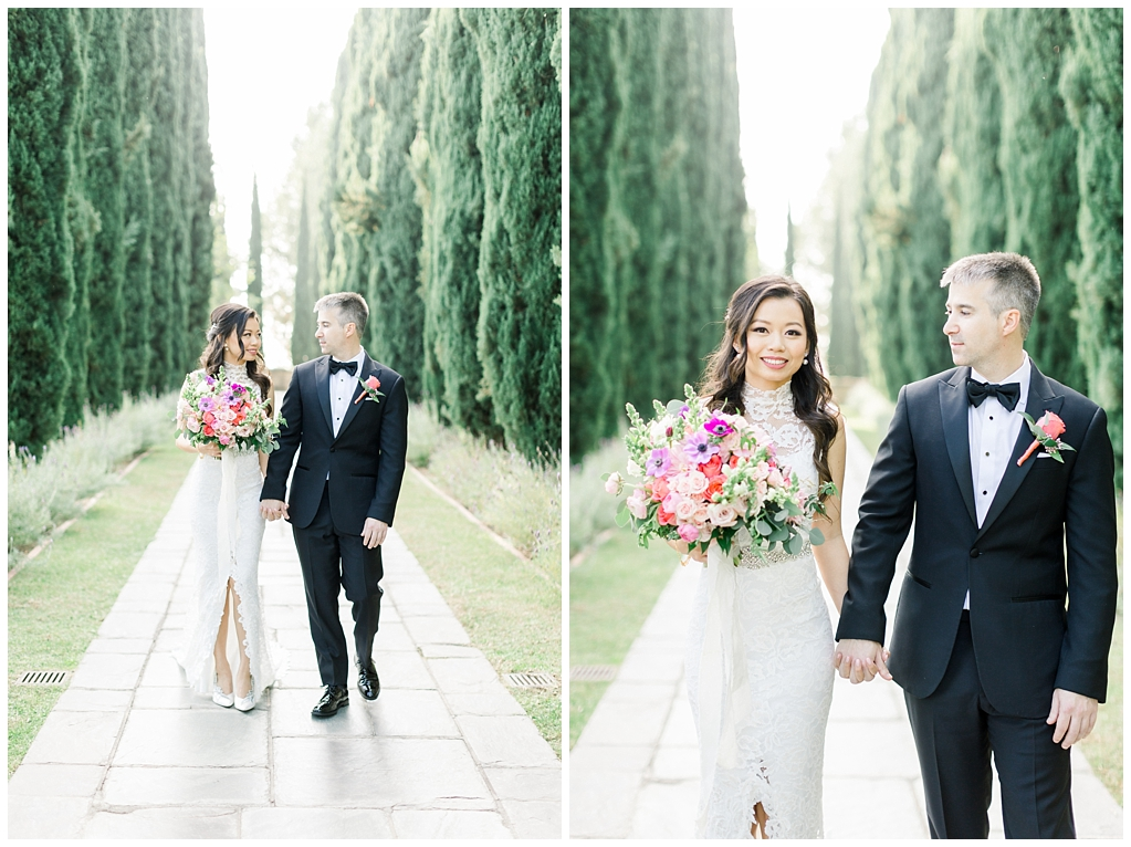 A Garden And European Inspired Greystone Mansion Beverly Hills Wedding by Madison Ellis Photography (96)