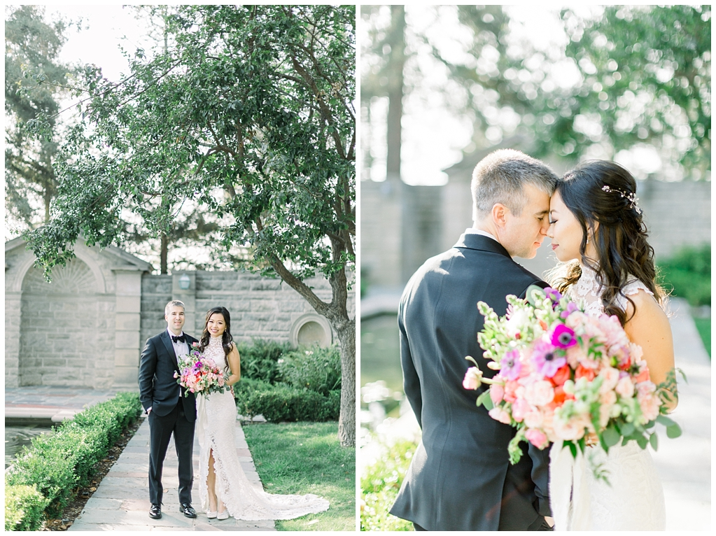A Garden And European Inspired Greystone Mansion Beverly Hills Wedding by Madison Ellis Photography (90)