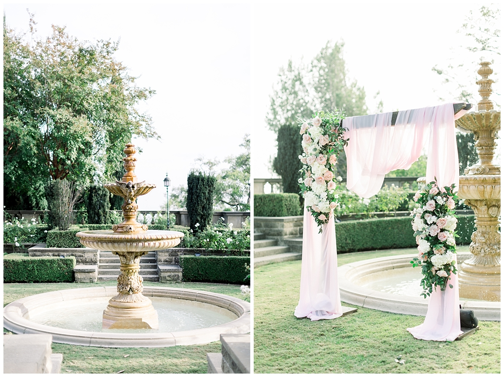 A Garden And European Inspired Greystone Mansion Beverly Hills Wedding by Madison Ellis Photography (85)