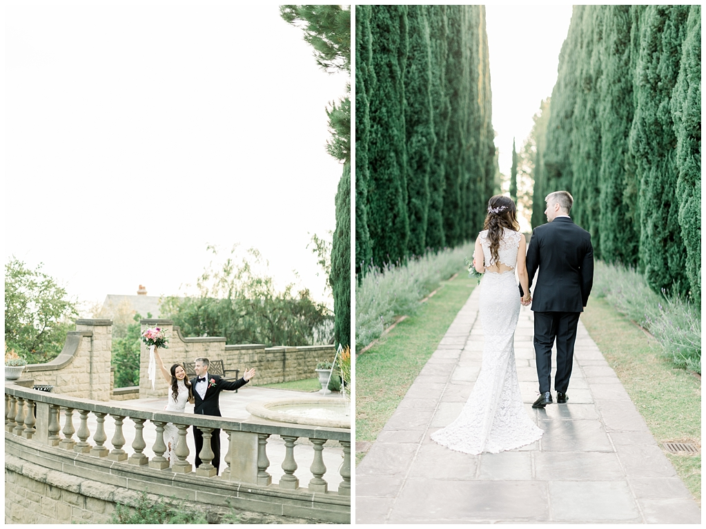 A Garden And European Inspired Greystone Mansion Beverly Hills Wedding by Madison Ellis Photography (77)