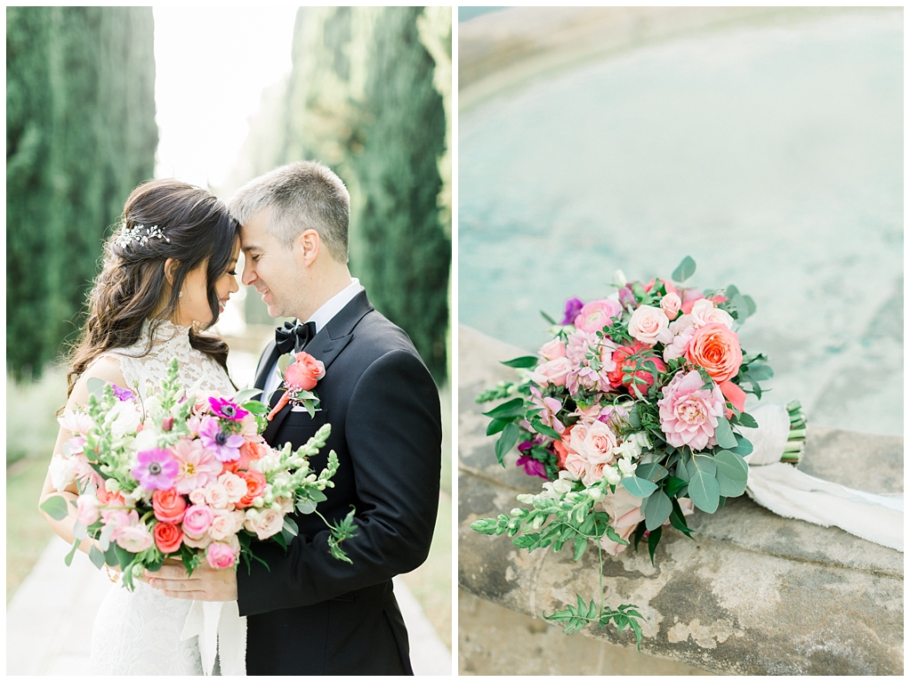 A Garden And European Inspired Greystone Mansion Beverly Hills Wedding by Madison Ellis Photography (76)