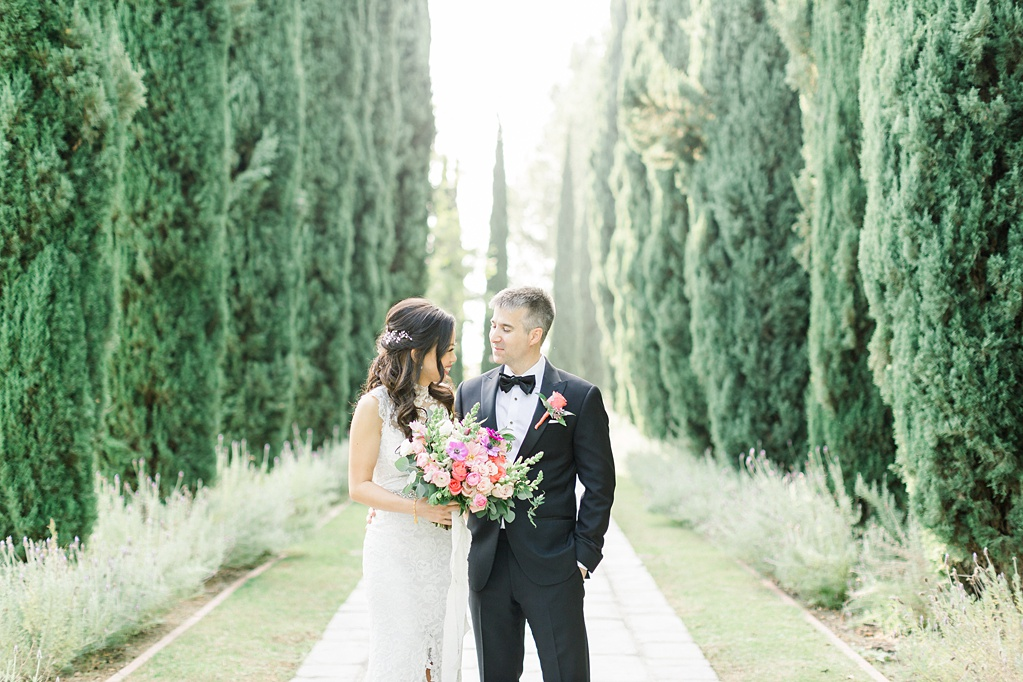 A Garden And European Inspired Greystone Mansion Beverly Hills Wedding by Madison Ellis Photography (50)