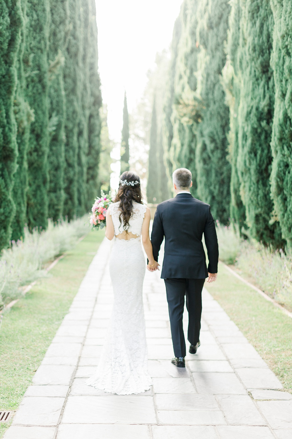 A Garden And European Inspired Greystone Mansion Beverly Hills Wedding by Madison Ellis Photography (48)