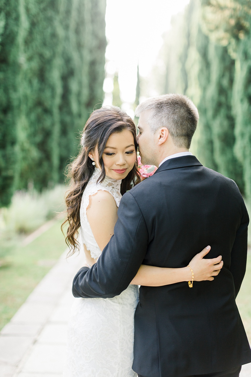 A Garden And European Inspired Greystone Mansion Beverly Hills Wedding by Madison Ellis Photography (47)
