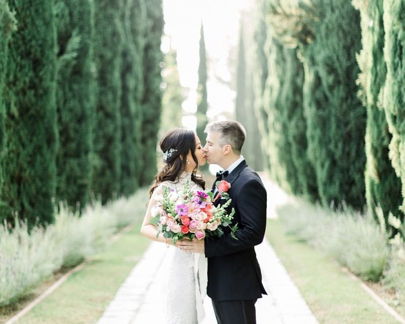 A Garden And European Inspired Greystone Mansion Beverly Hills Wedding by Madison Ellis Photography (46)
