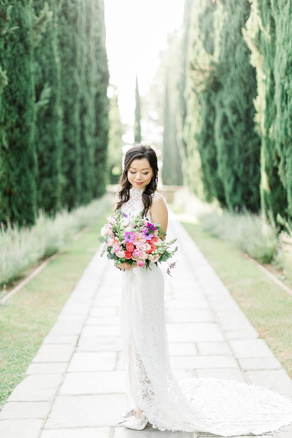A Garden And European Inspired Greystone Mansion Beverly Hills Wedding by Madison Ellis Photography (44)