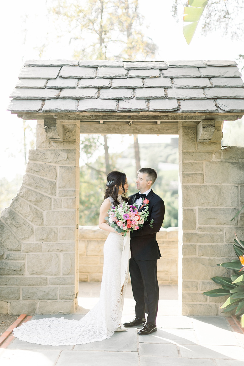 A Garden And European Inspired Greystone Mansion Beverly Hills Wedding by Madison Ellis Photography (43)