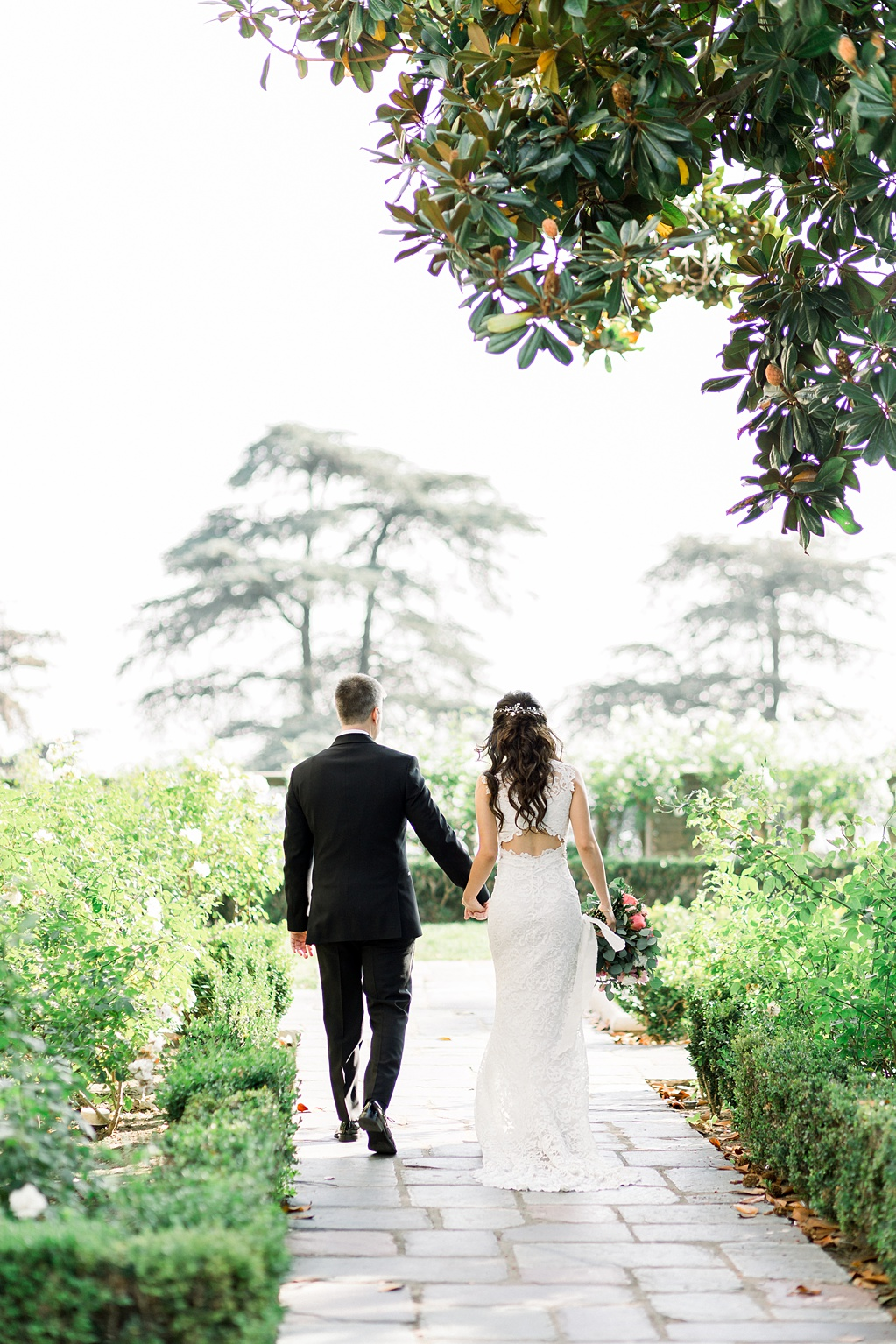 A Garden And European Inspired Greystone Mansion Beverly Hills Wedding by Madison Ellis Photography (40)