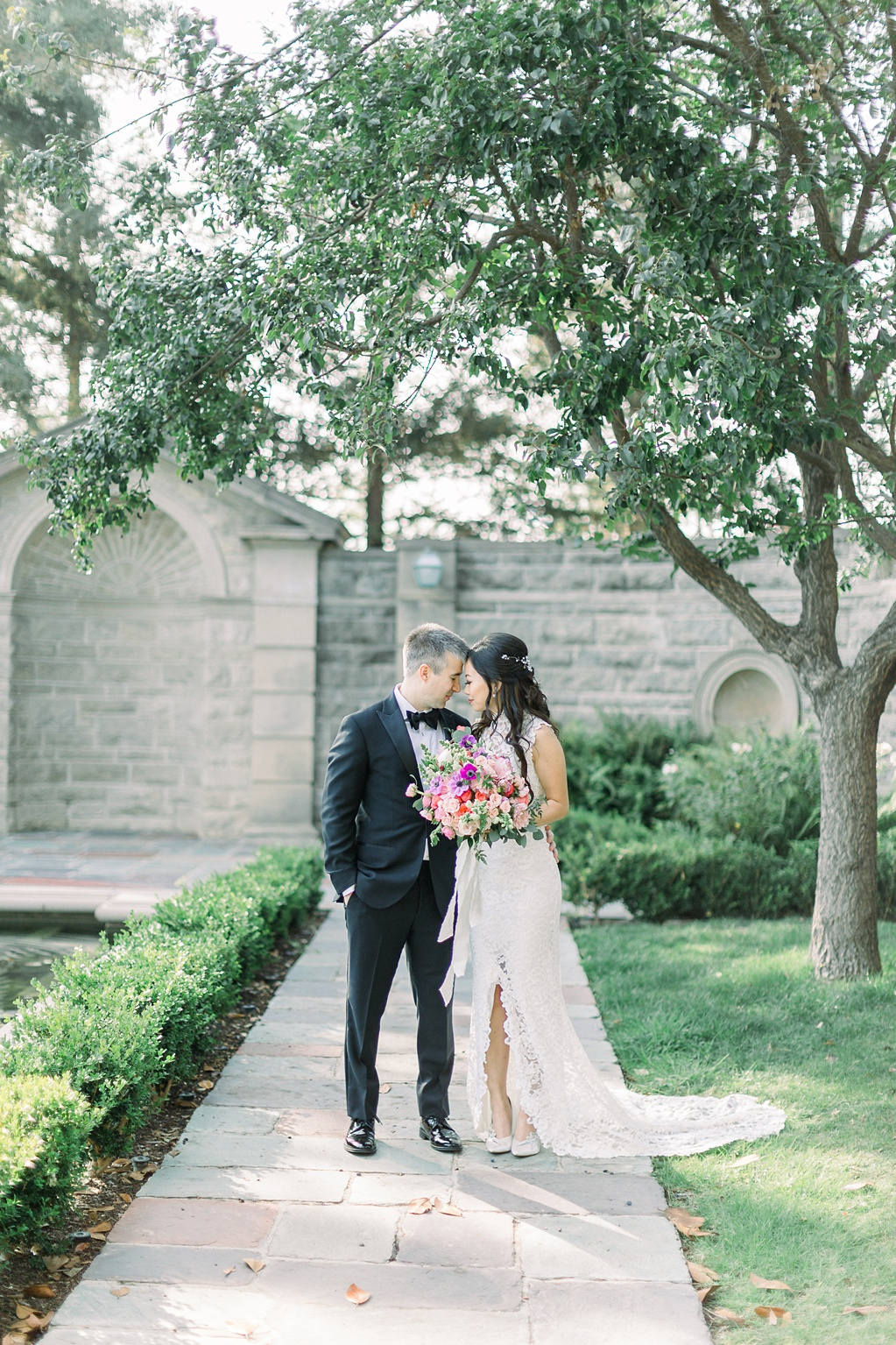 A Garden And European Inspired Greystone Mansion Beverly Hills Wedding by Madison Ellis Photography (39)