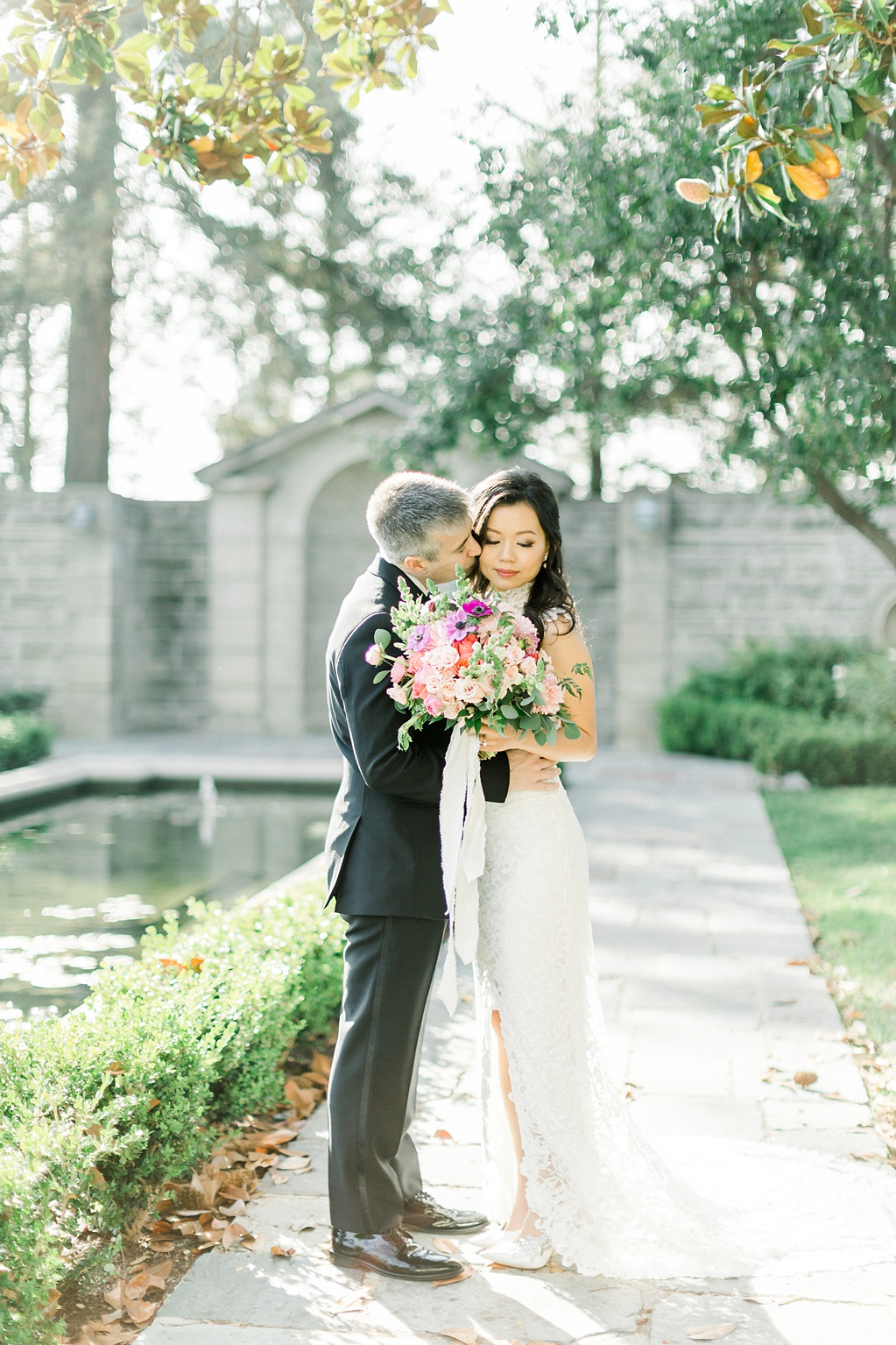 A Garden And European Inspired Greystone Mansion Beverly Hills Wedding by Madison Ellis Photography (37)