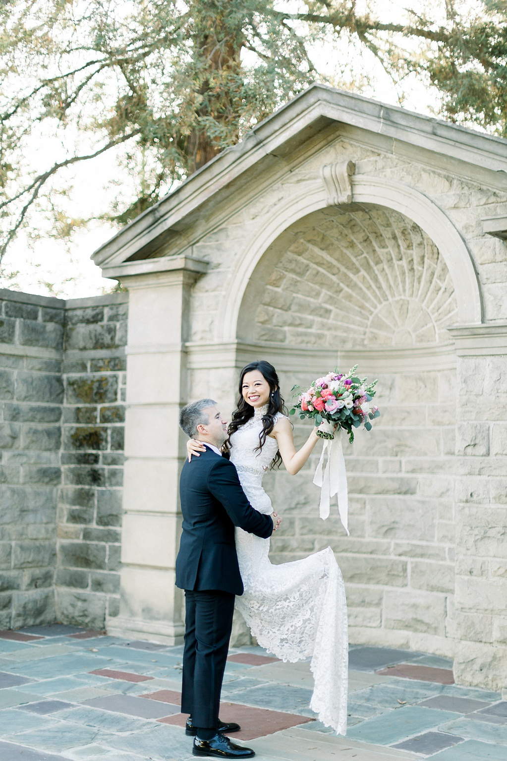 A Garden And European Inspired Greystone Mansion Beverly Hills Wedding by Madison Ellis Photography (34)