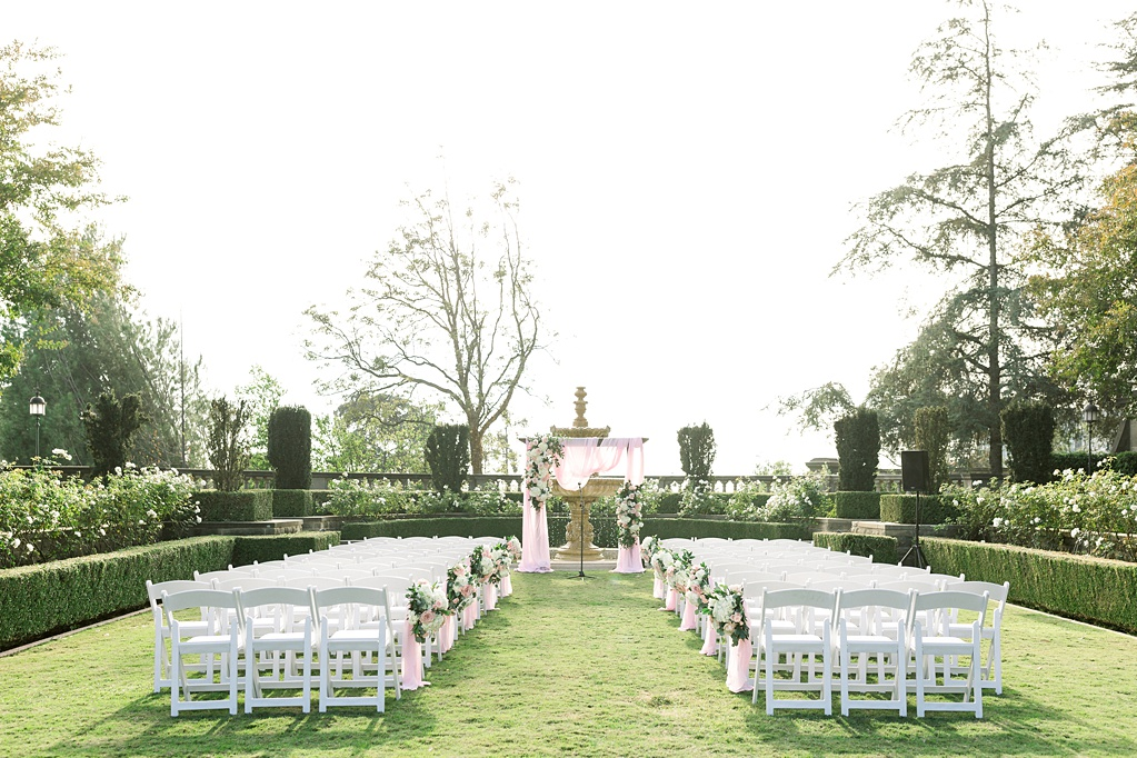 A Garden And European Inspired Greystone Mansion Beverly Hills Wedding by Madison Ellis Photography (32)
