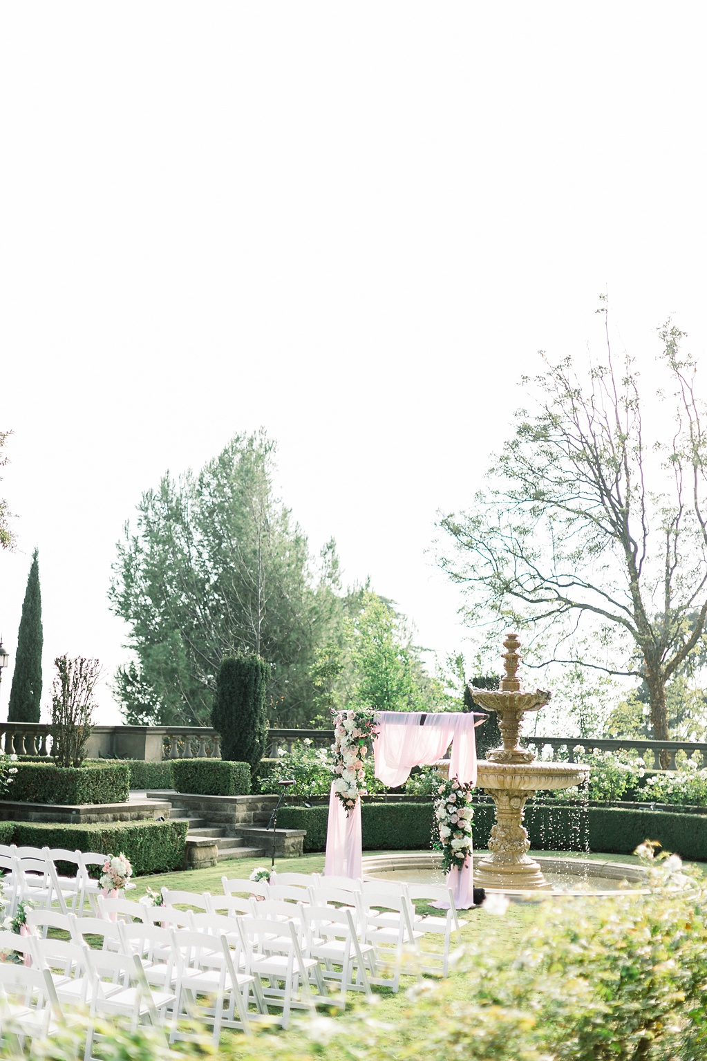 A Garden And European Inspired Greystone Mansion Beverly Hills Wedding by Madison Ellis Photography (30)