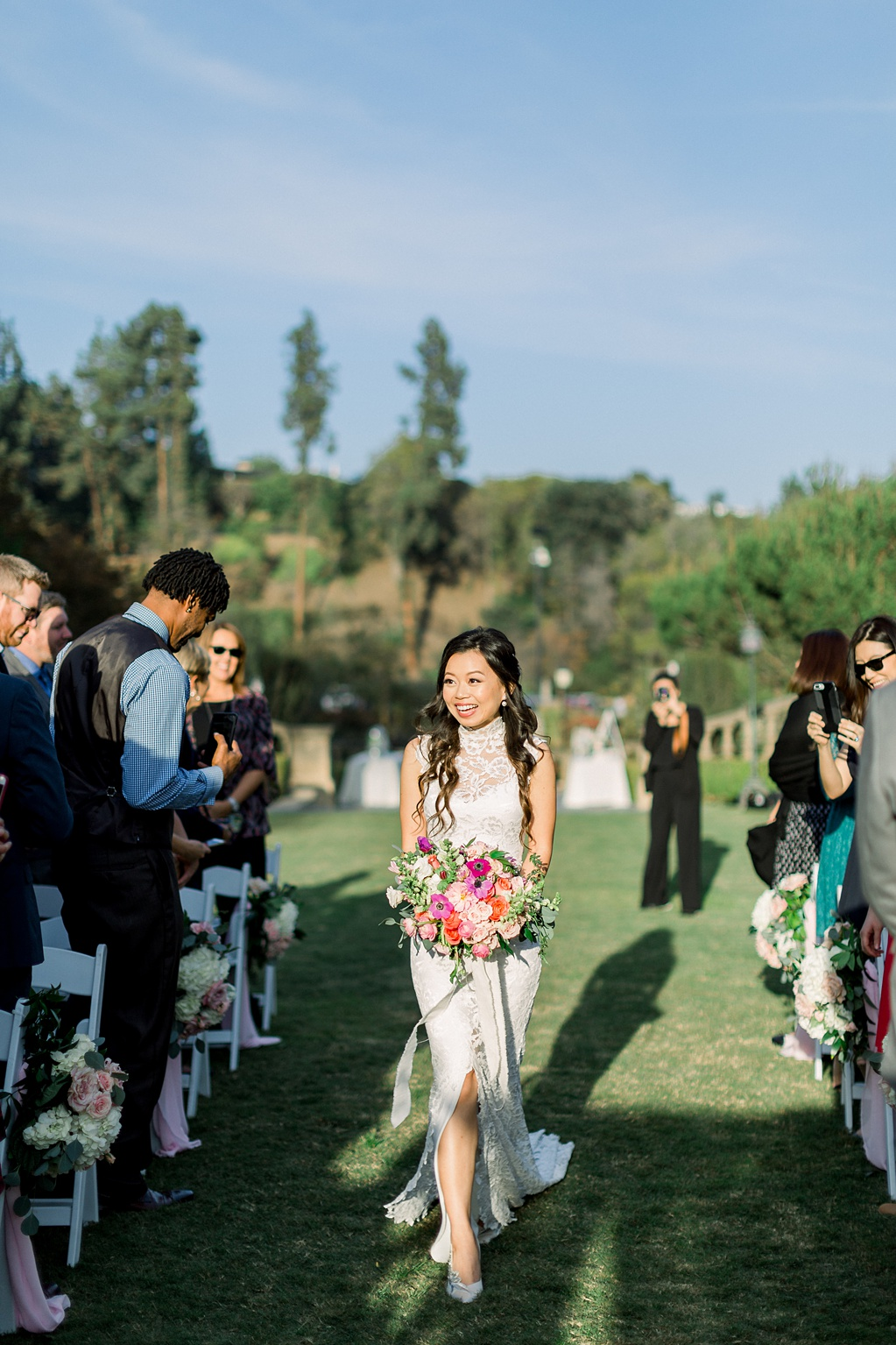A Garden And European Inspired Greystone Mansion Beverly Hills Wedding by Madison Ellis Photography (26)