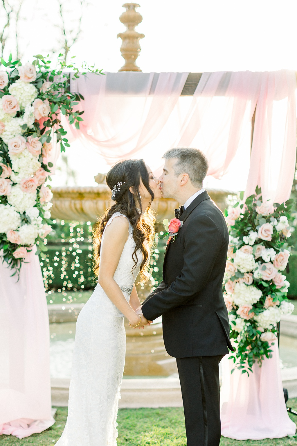 A Garden And European Inspired Greystone Mansion Beverly Hills Wedding by Madison Ellis Photography (24)