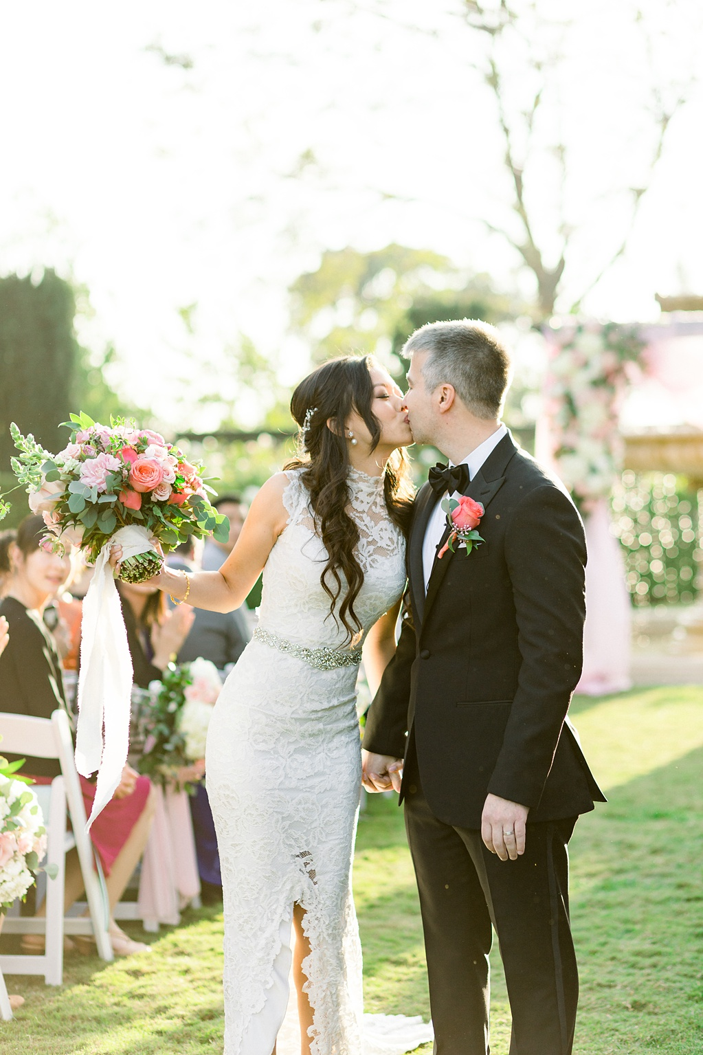 A Garden And European Inspired Greystone Mansion Beverly Hills Wedding by Madison Ellis Photography (23)