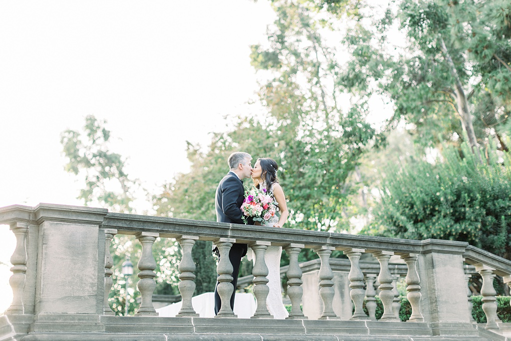 A Garden And European Inspired Greystone Mansion Beverly Hills Wedding by Madison Ellis Photography (20)