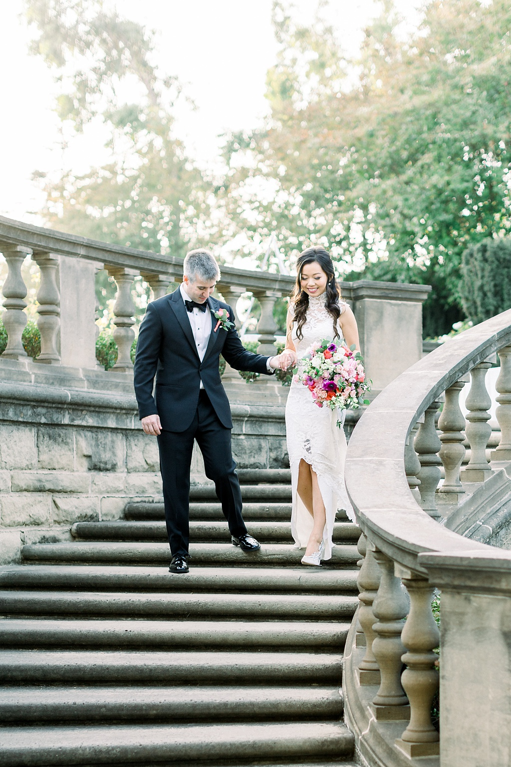 A Garden And European Inspired Greystone Mansion Beverly Hills Wedding by Madison Ellis Photography (19)