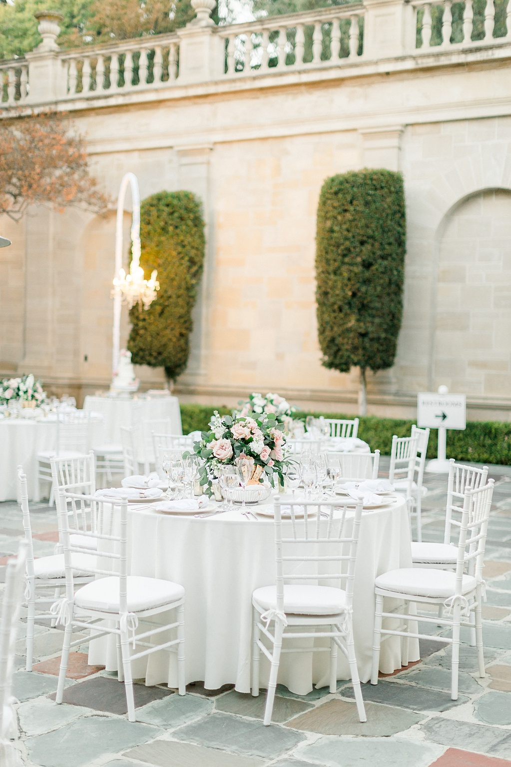 A Garden And European Inspired Greystone Mansion Beverly Hills Wedding by Madison Ellis Photography (7)