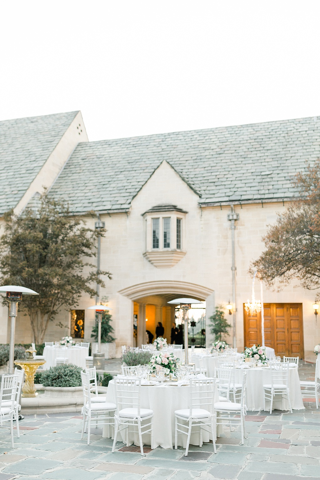 A Garden And European Inspired Greystone Mansion Beverly Hills Wedding by Madison Ellis Photography (4)