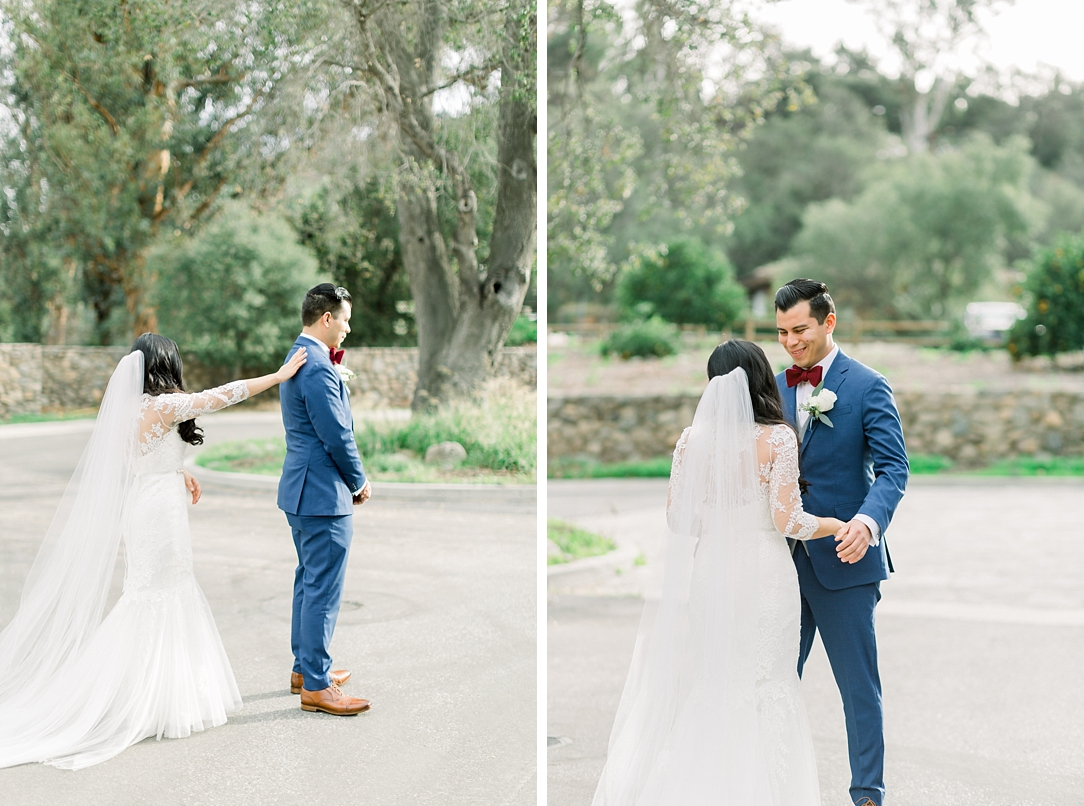 A Vintage Inspired Wedding At Santiago Oaks Regional Park And The Vintage Rose By Natural Light Photographer Madison Ellis Photography. (111)