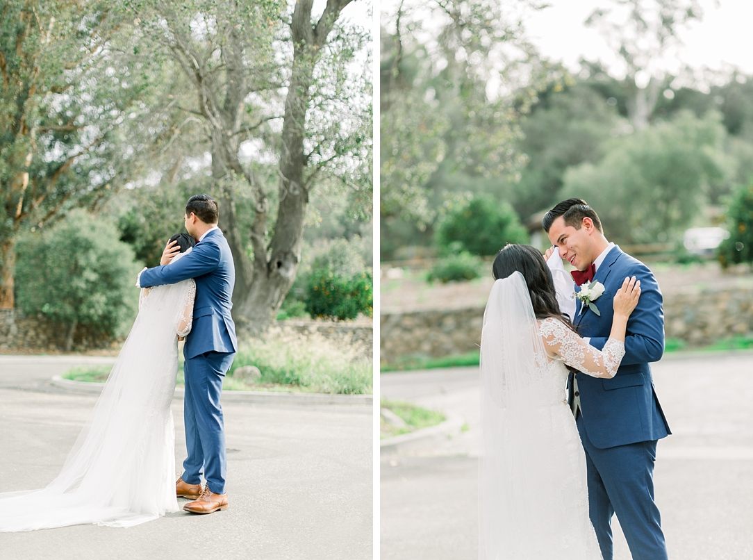 A Vintage Inspired Wedding At Santiago Oaks Regional Park And The Vintage Rose By Natural Light Photographer Madison Ellis Photography. (110)