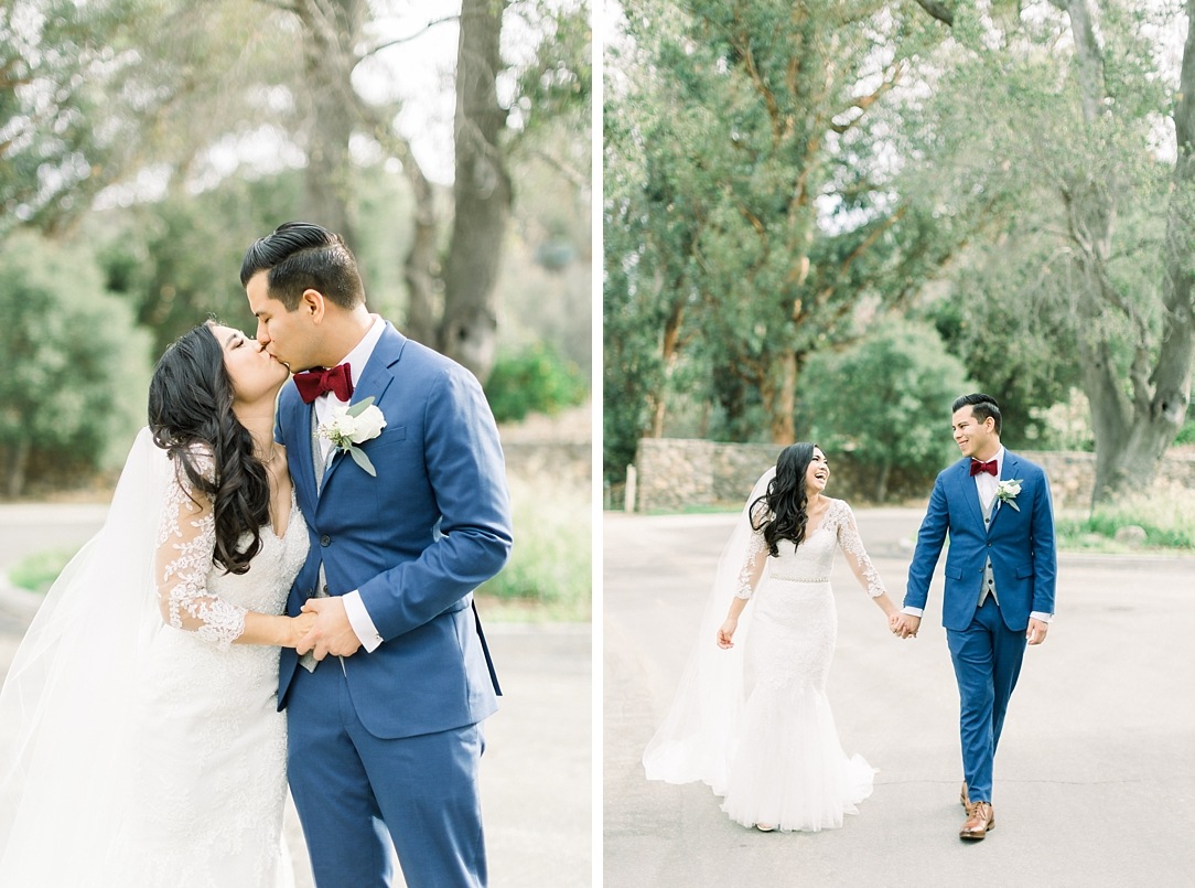 A Vintage Inspired Wedding At Santiago Oaks Regional Park And The Vintage Rose By Natural Light Photographer Madison Ellis Photography. (108)