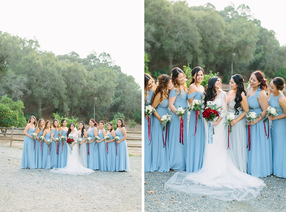 A Vintage Inspired Wedding At Santiago Oaks Regional Park And The Vintage Rose By Natural Light Photographer Madison Ellis Photography. (107)