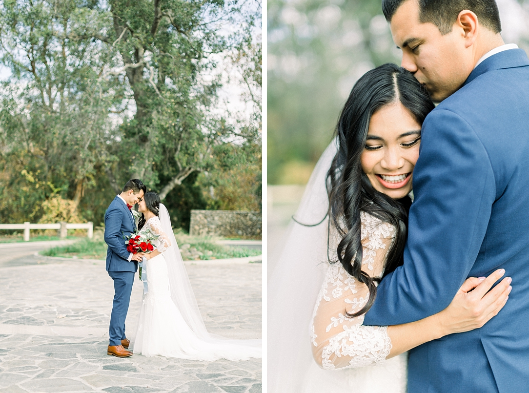 A Vintage Inspired Wedding At Santiago Oaks Regional Park And The Vintage Rose By Natural Light Photographer Madison Ellis Photography. (106)