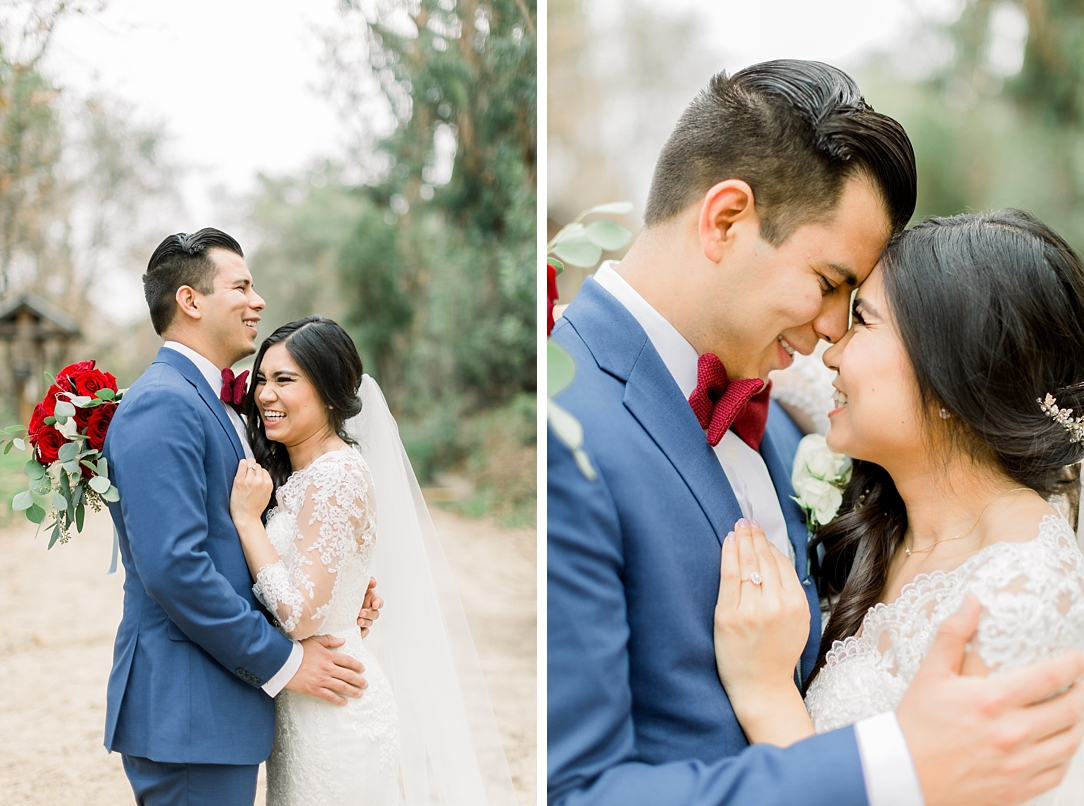 A Vintage Inspired Wedding At Santiago Oaks Regional Park And The Vintage Rose By Natural Light Photographer Madison Ellis Photography. (104)