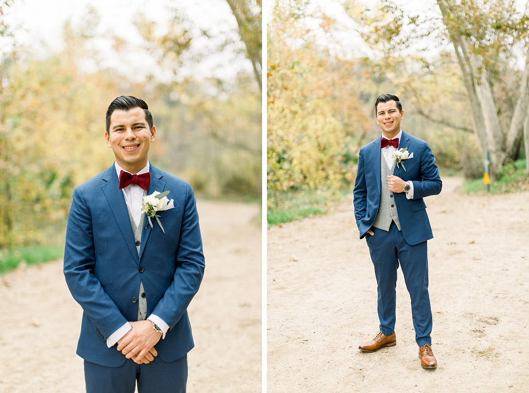 A Vintage Inspired Wedding At Santiago Oaks Regional Park And The Vintage Rose By Natural Light Photographer Madison Ellis Photography. (102)