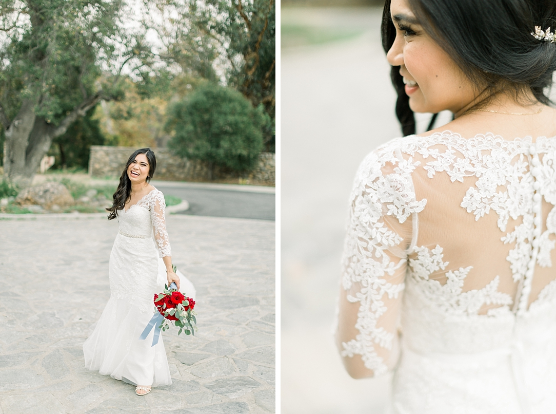 A Vintage Inspired Wedding At Santiago Oaks Regional Park And The Vintage Rose By Natural Light Photographer Madison Ellis Photography. (100)