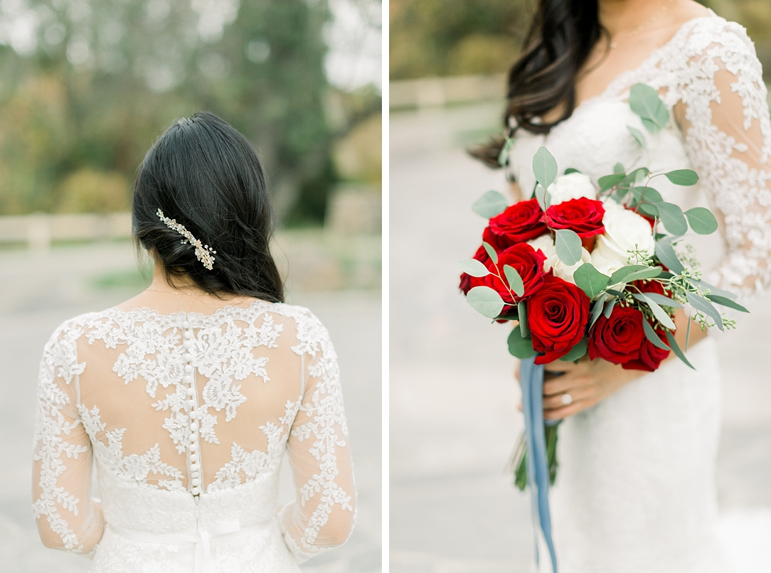 A Vintage Inspired Wedding At Santiago Oaks Regional Park And The Vintage Rose By Natural Light Photographer Madison Ellis Photography. (99)