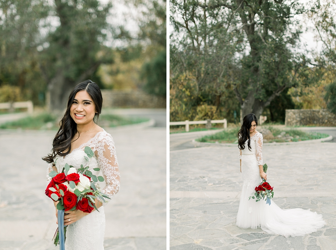 A Vintage Inspired Wedding At Santiago Oaks Regional Park And The Vintage Rose By Natural Light Photographer Madison Ellis Photography. (59)