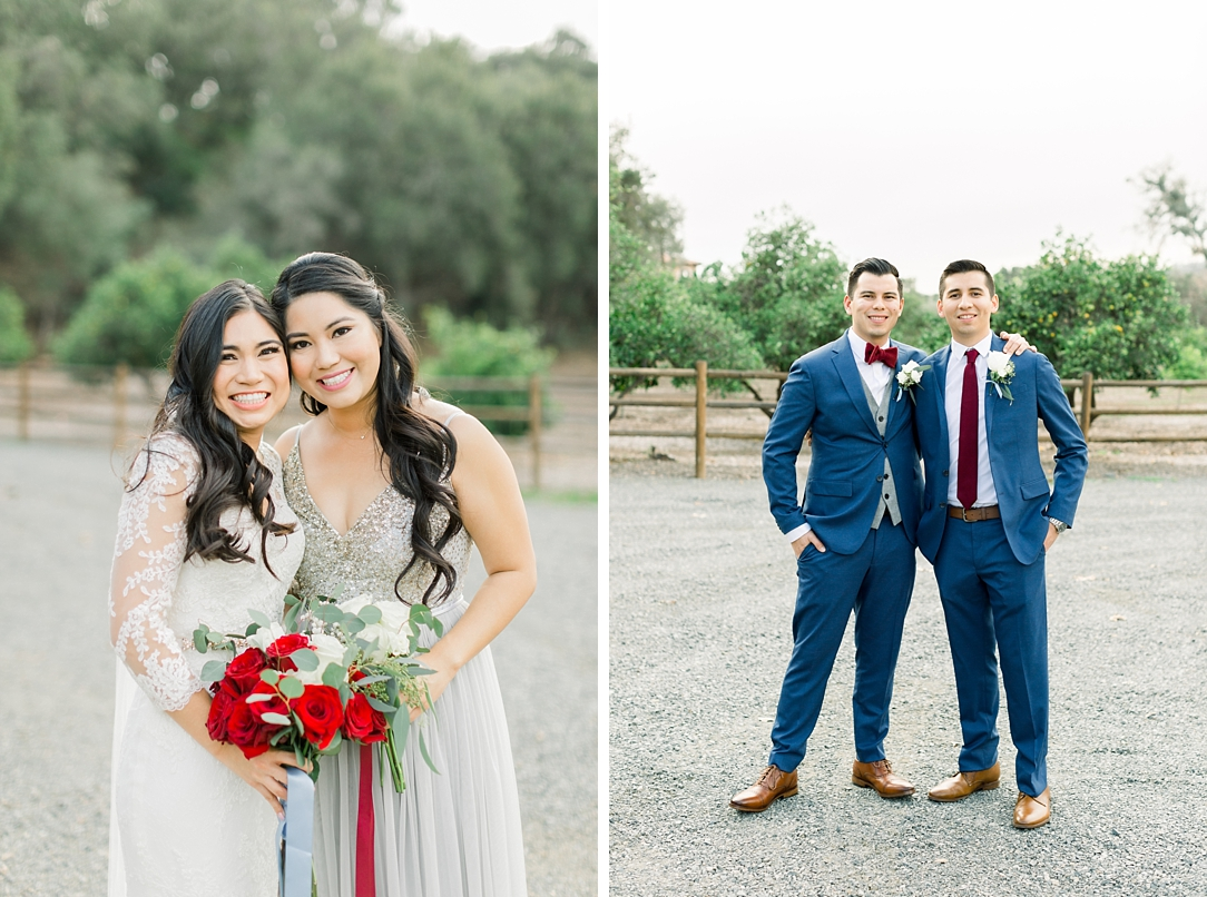 A Vintage Inspired Wedding At Santiago Oaks Regional Park And The Vintage Rose By Natural Light Photographer Madison Ellis Photography. (41)