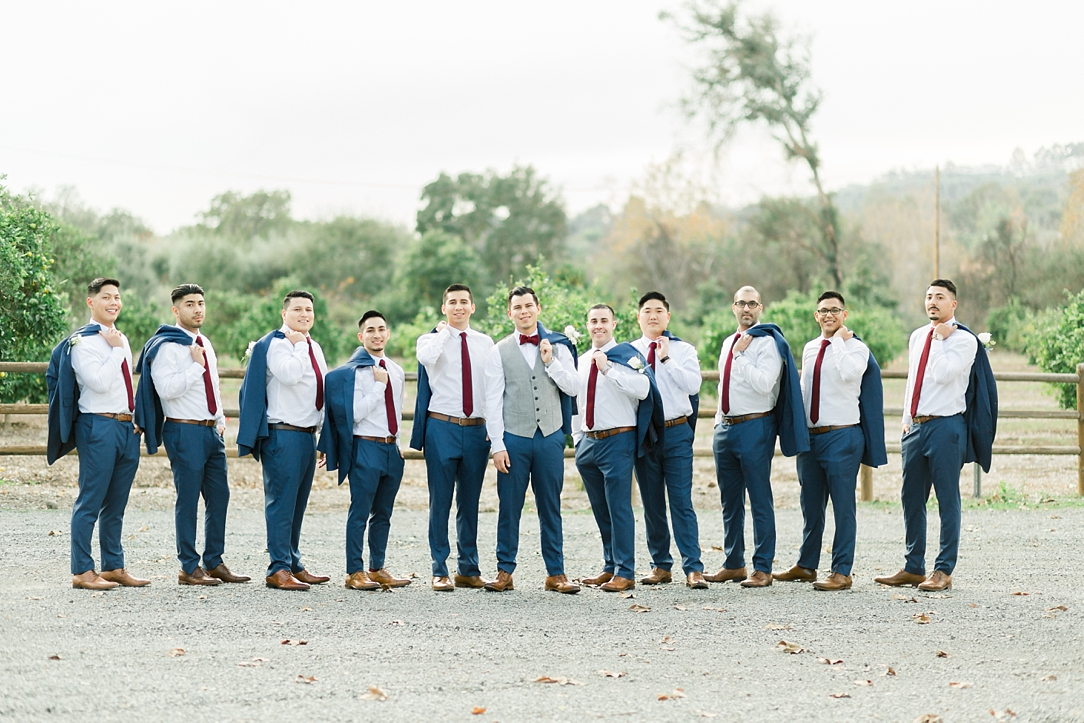 A Vintage Inspired Wedding At Santiago Oaks Regional Park And The Vintage Rose By Natural Light Photographer Madison Ellis Photography. (38)