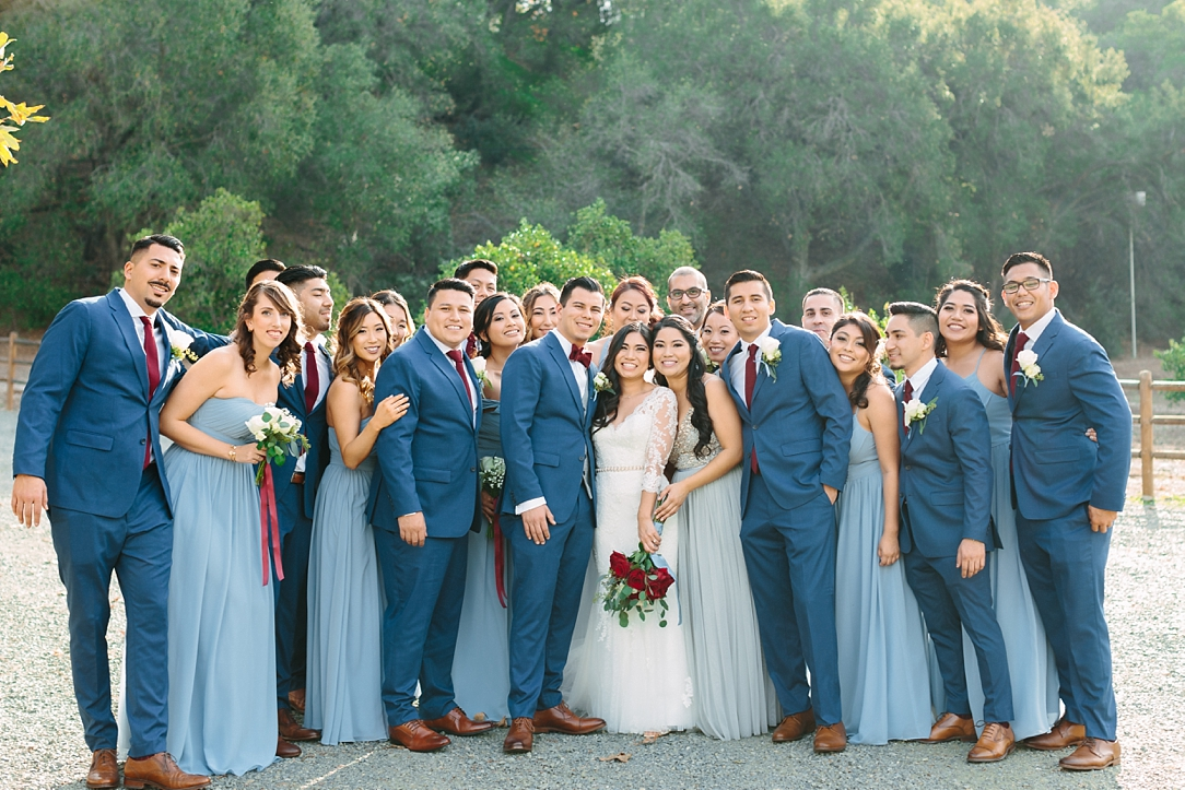 A Vintage Inspired Wedding At Santiago Oaks Regional Park And The Vintage Rose By Natural Light Photographer Madison Ellis Photography. (33)