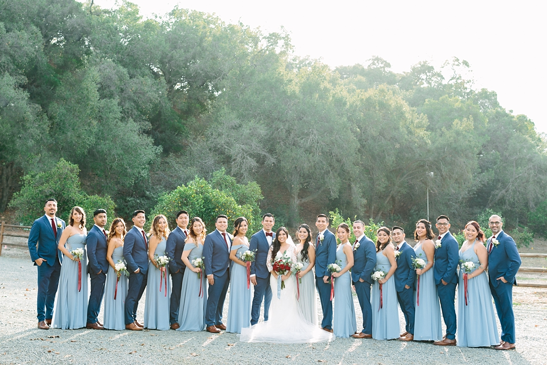 A Vintage Inspired Wedding At Santiago Oaks Regional Park And The Vintage Rose By Natural Light Photographer Madison Ellis Photography. (31)