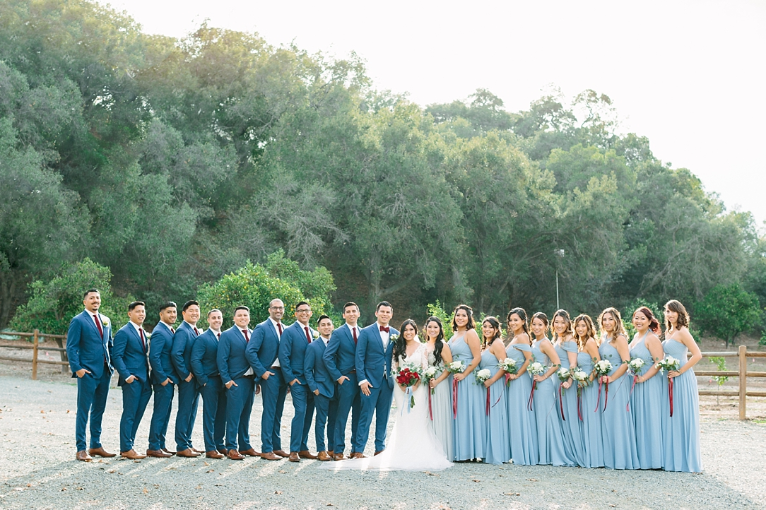A Vintage Inspired Wedding At Santiago Oaks Regional Park And The Vintage Rose By Natural Light Photographer Madison Ellis Photography. (30)