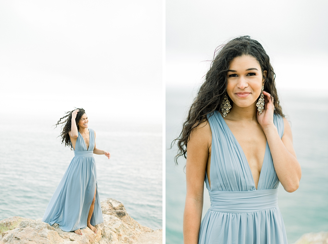 Malibu Cliff Side Engagement Session at Point Dume by Madison Ellis Photography (58)