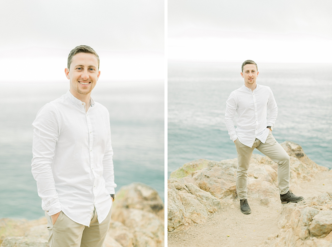 Malibu Cliff Side Engagement Session at Point Dume by Madison Ellis Photography (56)