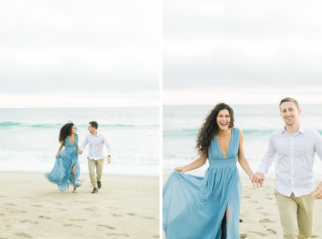 Malibu Cliff Side Engagement Session at Point Dume by Madison Ellis Photography (54)