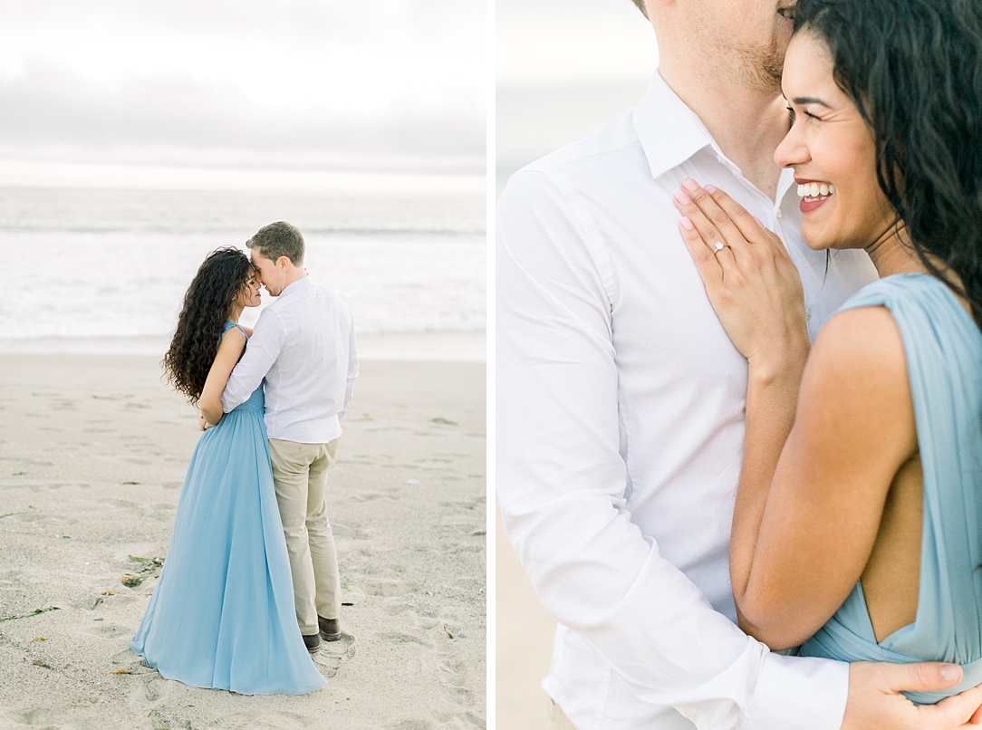 Malibu Cliff Side Engagement Session at Point Dume by Madison Ellis Photography (52)