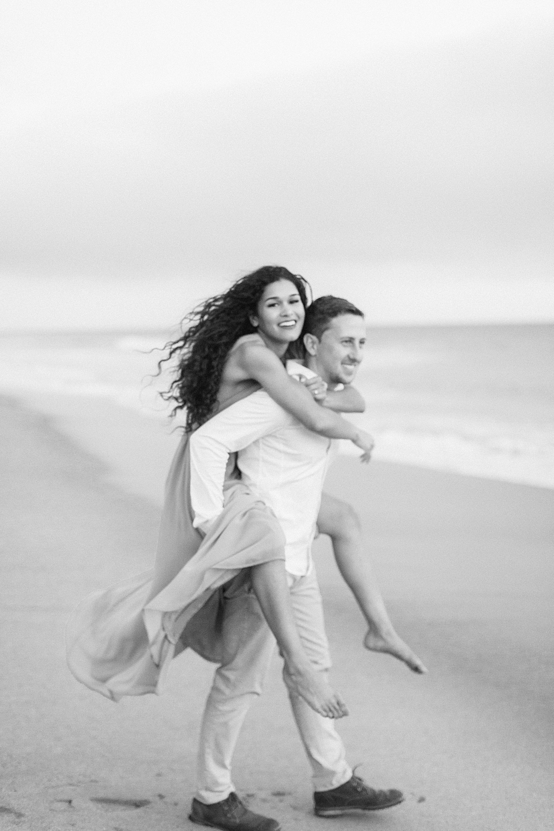Malibu Cliff Side Engagement Session at Point Dume by Madison Ellis Photography (50)