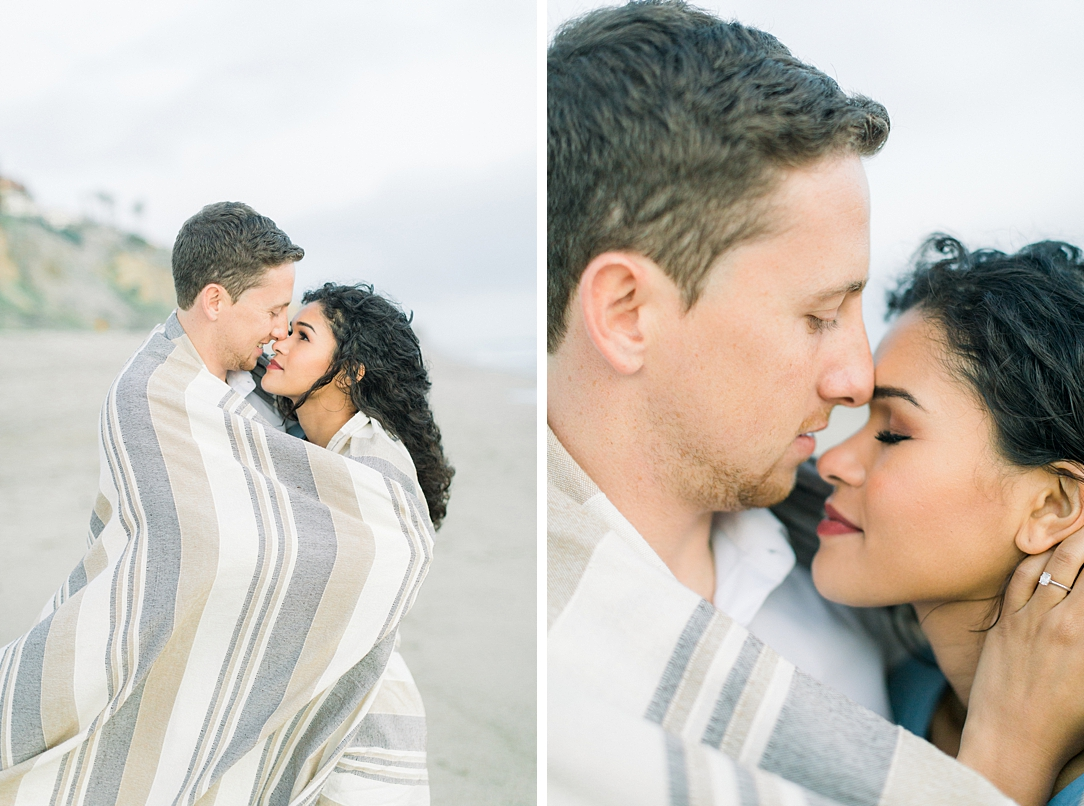 Malibu Cliff Side Engagement Session at Point Dume by Madison Ellis Photography (49)