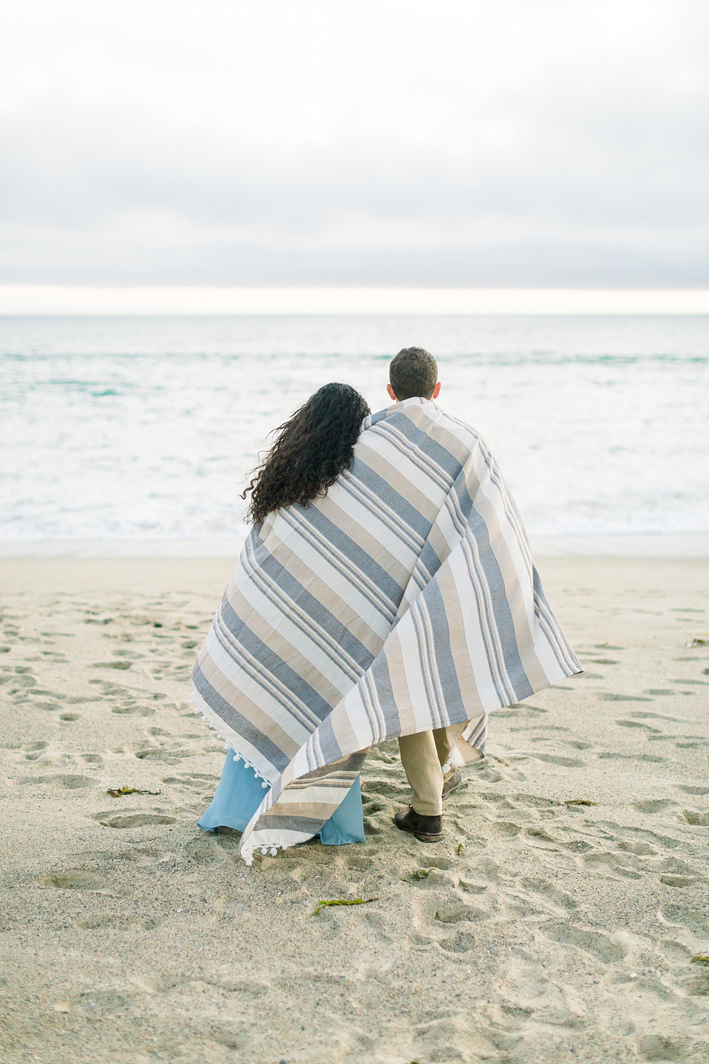 Malibu Cliff Side Engagement Session at Point Dume by Madison Ellis Photography (9)