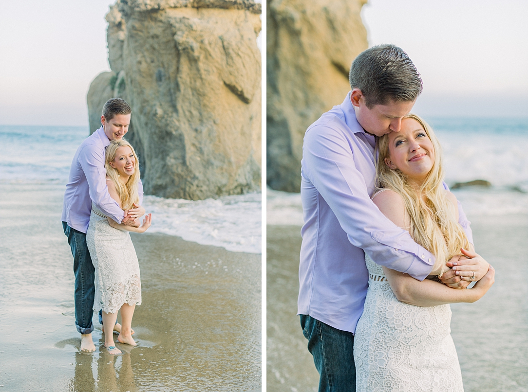 Malibu Engagement Session at El Matador State Beach by Madison Ellis Photography (25)