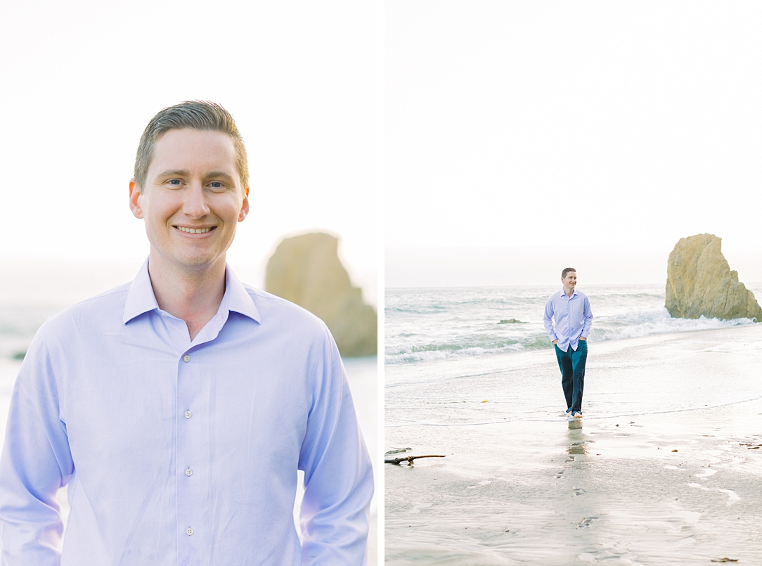 Malibu Engagement Session at El Matador State Beach by Madison Ellis Photography (21)